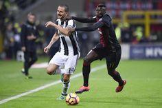 San Siro, tripudio rossonero: Juve ko - Sportmediaset - Sportmediaset - Foto 24