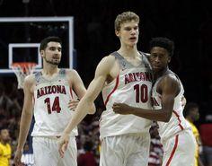 Arizona, Markkanen stock rising hand in hand = PHOENIX — Arizona and prize freshman Lauri Markkanen have followed remarkably similar paths this season. As No. 5 Arizona has risen in the national polls, so has…..