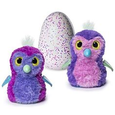 Toys for Girls - Gifts for 5 Year Old Girls - Hatchimals Glittering Garden - Hatching Egg - Interactive Creature