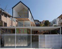 tato architects/yo shimada: house in ishikiri