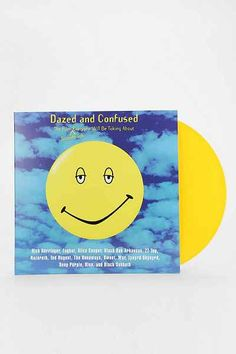 Various Artists - Dazed And Confused Soundtrack LP - Urban Outfitters