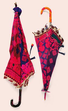 Umbrellas from India