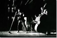 Elvis Presley : Mosque Theater, Richmond, Va : June 30, 1956