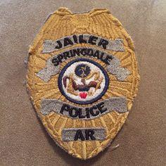 Lonoke PD Arkansas Badge Patch Porsche logo, Badge, Logos