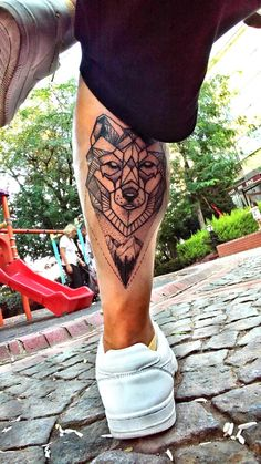 Live like a WOLF - My list of best tattoo models Hand Tattoos, Tribal Back Tattoos, Geometric Wolf Tattoo, Small Tattoos, Tatoos, Fake Tattoo Sleeves, Wolf Tattoo Sleeve, Leg Tattoo Men, Sleeve Tattoos