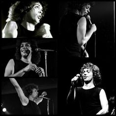 Tim Curry singing and sweating, oh my! Fearless Tour 26th July 1979 Recorded live at The Bottom Line New York City (Broadcast live on WNEW-FM radio)