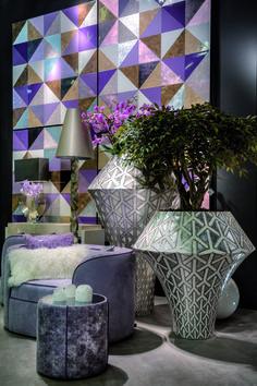 Wall Object. #Cravt #DKhome #Craftsmanship #Living #Furniture #Panel #Wallobjects #Luxuryfurniture