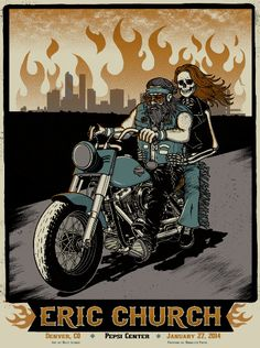 Vancouver Vintage Motorcycle 2014 Show Poster