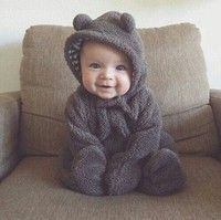 eb14b6d81 Baby Bear Onesie