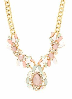 Chain N Bauble Necklace Set