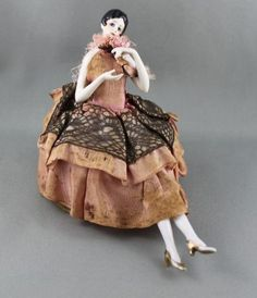 Half Doll Pin Cushion