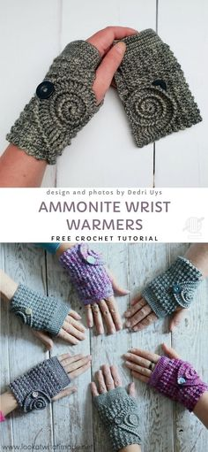 These comfy wrist warmers will be a perfect accessory… Colorful Fingerless Mitts. These comfy wrist warmers will be a perfect accessory…,Stricken Ideen Colorful Fingerless Mitts. These comfy wrist warmers will be. Crochet Pattern Free, Knitting Patterns, Crochet Patterns, Knitting Tutorials, Hat Patterns, Stitch Patterns, Fingerless Gloves Crochet Pattern, Fingerless Mitts, Diy Crochet Gloves