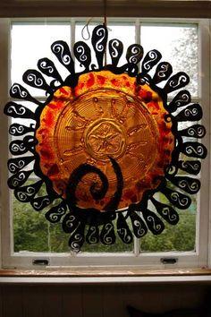 Sun glass metal