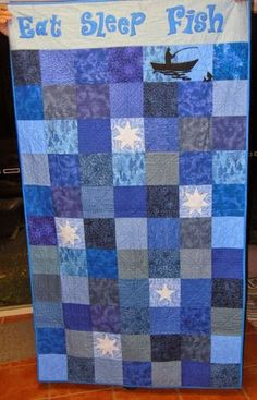 The Quilt I made