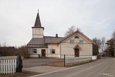 Lattomeren kirkko, Pori/Jorma Lindqvist