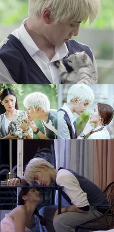 'Kiss Me' ..Thai drama..so far, so cute