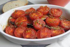 Geschmortes Gemüse heiß geliebt mit Baguettebrot - Vegan einfach