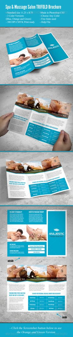 brochure templates for photoshop cs5 - second nature massage therapy for equine enthusiasts logo