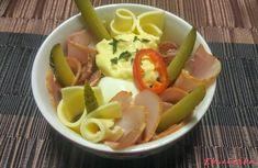 Obložené vejce je ideální jako svačinka a nebo rychlá večeře. Obložit ho můžete vším co najdete v lednici, a proto není potřeba nakupovat speciální suroviny. Eggs, Breakfast, Food, Morning Coffee, Essen, Egg, Meals, Yemek, Egg As Food