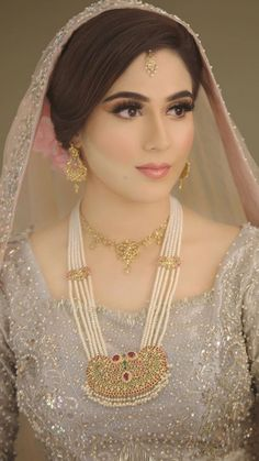 58 Trendy Ideas For Bridal Collection Indian Brides Latest Bridal Dresses, Bridal Mehndi Dresses, Pakistani Wedding Dresses, Bridal Wedding Dresses, Designer Wedding Dresses, Nikkah Dress, Pakistani Bridal Jewelry, Bridal Jewellery, Wedding Jewelry