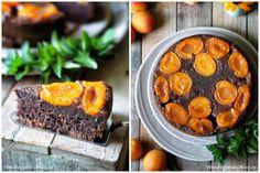 Obrácený koláč s meruňkami Blog, Recipes, Fruit Cakes, Tarts, Mince Pies, Pies, Recipies, Blogging, Ripped Recipes