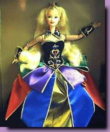 1997-Barbie Midnight Princess