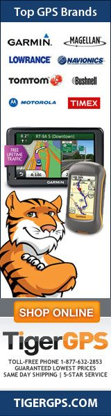 TigerGPS - The Quality in Navigation