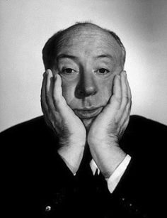 So, how do we judge Alfred Hitchcock as a director given all the rhetoric that surrounds him? The Cahiers du cinema group (Truffaut, Godard,Chabrol) led Alfred Hitchcock, Hitchcock Film, Hollywood Stars, Classic Hollywood, Old Hollywood, Film Serie, Film Director, Janet Leigh, Classic Movies