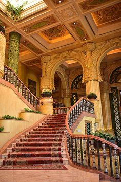 The Palace, Sun City, North West, South Africa by South African Tourism Africa Map, North Africa, Africa Travel, Sun City South Africa, North West Province, Namibia, City North, Lost City, Portland Maine