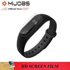 [Visit to Buy] Screen Protector Film for Xiaomi Miband 2  ultrathin Anti-explosure Ccreen Protective 2pcs/pack #Advertisement