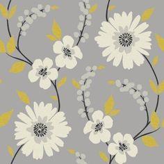 Grey / Yellow - 414200 - Stansie - Floral - Arthouse Wallpaper, http://www.amazon.co.uk/dp/B00BD048T0/ref=cm_sw_r_pi_awdl_M9Lqtb0VDQN4F