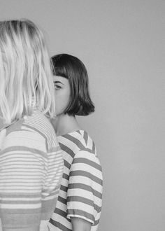 amanda jasnowski | stripes | friendship | peek | black  white | www.republicofyou.com.au