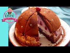 Kekevi.com – Dondurma Pasta (Kubbe Pasta) Videolu Tarif