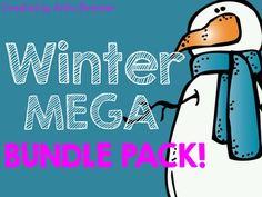 Winter MEGA Bundle Pack