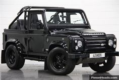 Used LAND ROVER DEFENDER 90 SVX TWISTED SOFT TOP (North Yorkshire)