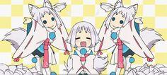 Chibi Kon! :3 Anime: Tokyo Ravens