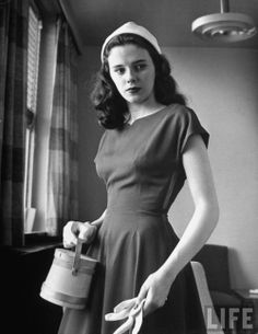 Madeline Balcar 1949 | Adore this photo
