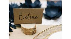 Fa ültetőkártya tartó 6 db, Nicol Esküvői Bolt