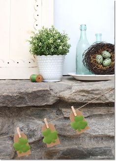 Easy DIY St. Patrick