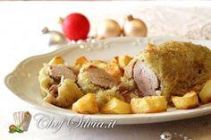 Arrosto in crosta di patate è un secondo piatto gustoso che si realizza facilmente in poco tempo