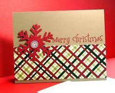 Resultado de imagen de card christmas scrapbooking
