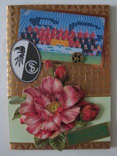 Grußkarte für ein Mitglied im Schützenverein
