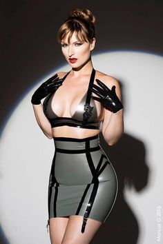 Sister Sinister / Latex by Kaori's Latex Dreams