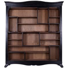 Flamant Fabiane Library - I have books of different sizes, I'd love a bookshelf like this to hold them without feeling like I was wasting space...