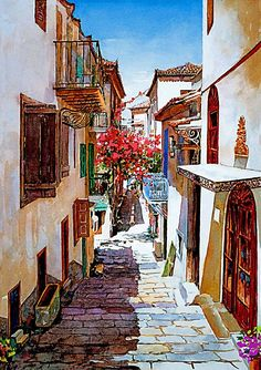 Nafplio - Folk lore tells that Nafplio was founded by the sons of the sea god Poseidon. It is situated in Western Peloponnese and has been an important town for many centuries. Selection