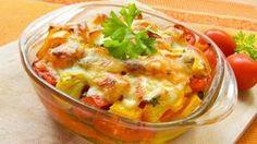 Gemüseauflauf einfach gesund und echt lecker