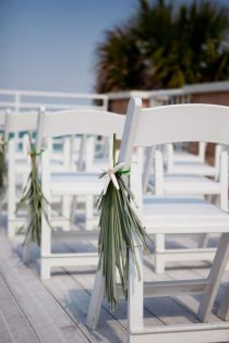 simple CHAIR deco