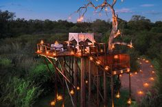 Sleep Under the Stars at This Stunning South African Resort - My Modern Metropolis - Oh my lord, Yes!