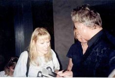 Me - meeting the man. Roger Taylor Queen, The Man, Einstein
