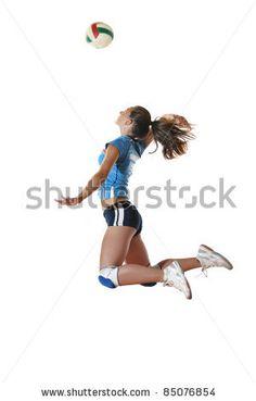 Volley Ball Female Photos et images de stock | Shutterstock